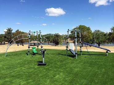 Artificial Grass Photos: Artificial Grass Installation Belle Isle, Florida Playground Safety, Parks