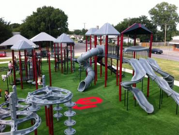 Artificial Grass Photos: Artificial Grass Zephyrhills, Florida Playground Safety, Recreational Areas