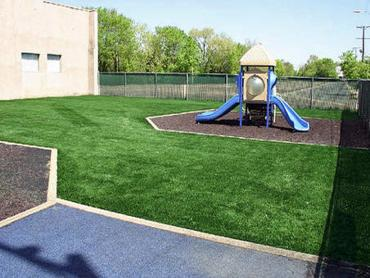 Artificial Grass Photos: Artificial Lawn East Perrine, Florida Playground, Commercial Landscape