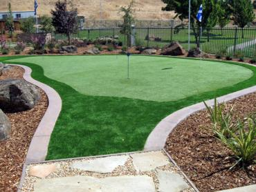 Artificial Grass Photos: Artificial Turf Installation Kendall West, Florida Roof Top, Backyard Designs