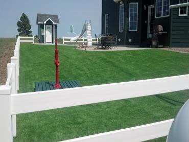 Artificial Grass Photos: Artificial Turf Installation Southwest Ranches, Florida Landscape Rock, Front Yard
