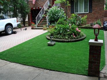 Artificial Grass Photos: Fake Grass Carpet Deltona, Florida, Front Yard Ideas