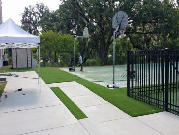 Artificial Grass Photos: Fake Grass Florida Ridge, Florida Sports Athority, Commercial Landscape