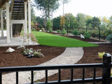 Artificial Grass Photos: Grass Installation Fort Myers Beach, Florida Garden Ideas, Backyard Designs