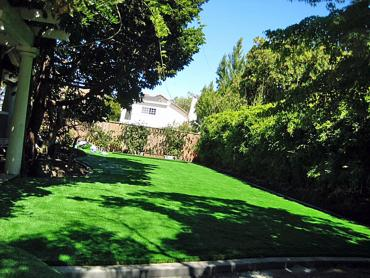 Artificial Grass Photos: How To Install Artificial Grass Jan-Phyl Village, Florida Lawn And Landscape, Backyard Makeover