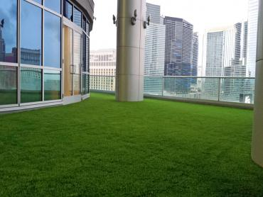 Artificial Grass Photos: Installing Artificial Grass Oviedo, Florida Roof Top, Commercial Landscape