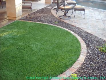 Artificial Grass Photos: Outdoor Carpet Laurel, Florida Pet Turf, Front Yard Landscape Ideas