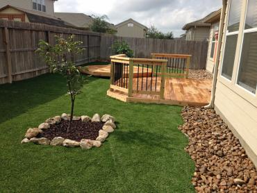Synthetic Grass Haines City, Florida Roof Top, Backyard Landscape Ideas artificial grass